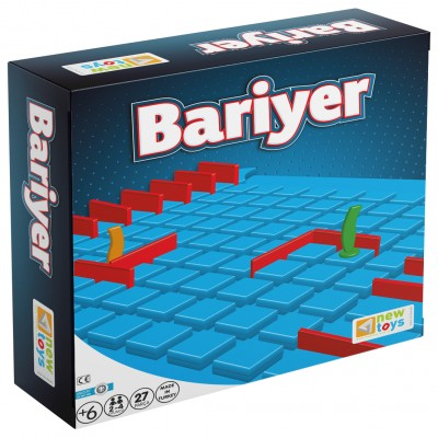 Bariyer (Quoridor) Engel Oyunu