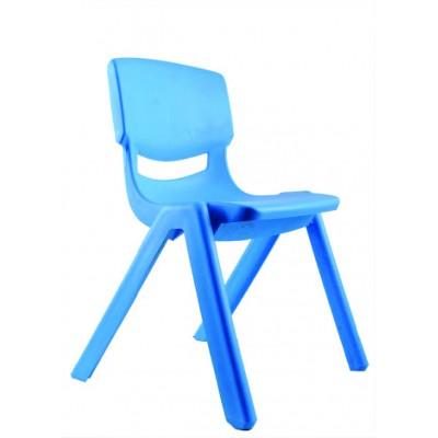 KIRILMAZ SANDALYE (MAVİ) - Okul Öncesi, Anaokulu Plastik Çocuk Sandalyeleri